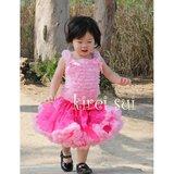 Ruffletop Light Pink Maat 62-74_