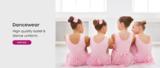 *balletschoentjes leer Roze maat 19 t/m 39 _