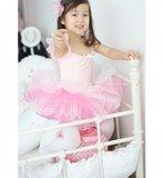 *Balletpakje Light Pink GlimmTutu maat 98/140_