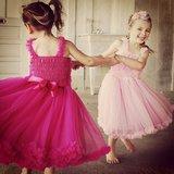 Ruffle Butts Prinses Raspberry Pettidress    _