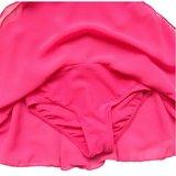 Balletpakje Chiffon korte mouw Diverse kleuren 1-12 jaar_