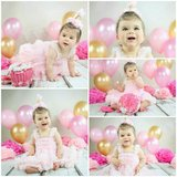 Feestjurk Pettidress By Meetje baby Pink _