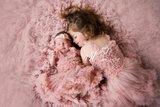Feestjurk Pettidress By Meetje Dusty Pink 56-158 _