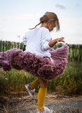 Petticoat Luxe Dusty Rose By Meetje Pettiskirts _