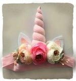 Unicorn Eenhoorn roze luxe haarband fotoshoot Tip_