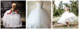 Bruidsmeisje jurk Communie off white Lovely Handgemaakt Diverse kleuren _