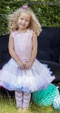 Petticoat Luxe Pastel Rainbow Color By Meetje-Pettiskirts _