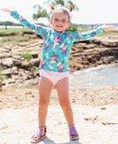 bikini lange mouw UV bescherming Botanical Beach 56-140 NEW_