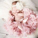 Baby Petticoat licht roze By Meetje-Pettiskirts. _