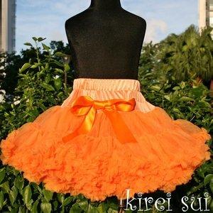 Pettiskirt Luxe Orange maat 86-158