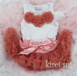 Petticoat Set standaard Tearose Baby