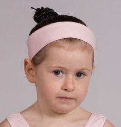 TUTU Ballet Haarband katoen pink