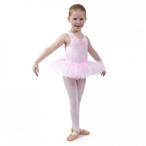 Balletpakje LILY Pink Leotard Ballet Tutu
