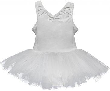 Ballet Tutu pakje LILY White Leotard Ballet Tutu 86-152