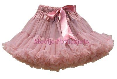 Petticoat Dusty pink By Meetje-Pettiskirts Newborn