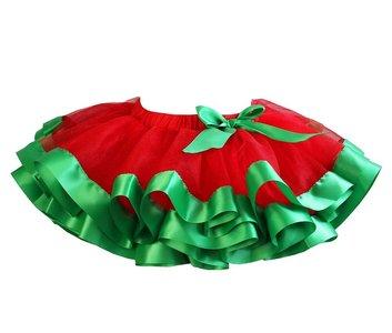 Kerst tutu Rood Groen