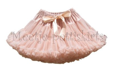 Petticoat Luxe Vintage Rose Gold By Meetje-Pettiskirts Big Kids & Women