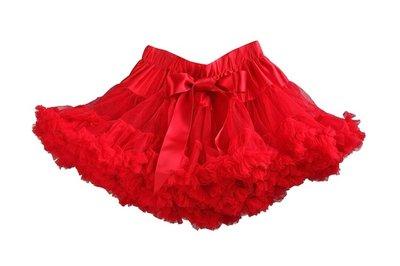 Petticoat rood 128-134