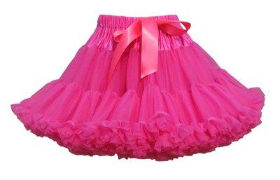 Petticoat Luxe Fuchsia Pink  By Meetje-Pettiskirts Kids
