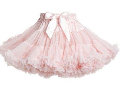 Petticoat Luxe Pale Pink  By Meetje-Pettiskirts Kids