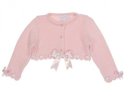 Bolero pink Couche Tot Newborn - 8jaar