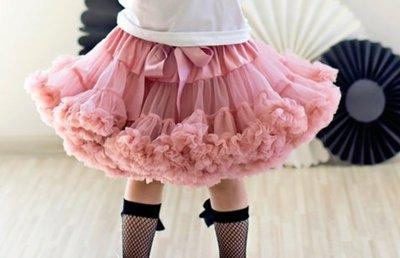 Petticoat Luxe Dustpink By Meetje-Pettiskirts Kids & Women