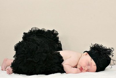 Petticoat Luxe Zwart By Meetje Pettiskirts