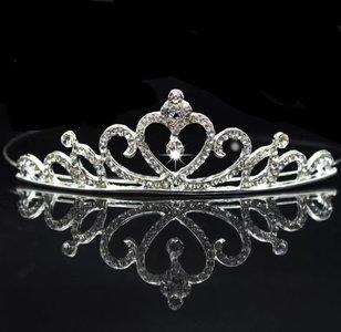 Tiara Diadeem sparkle Lovely
