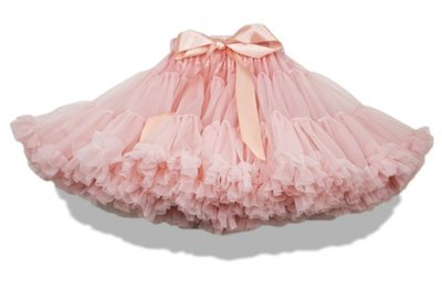 Petticoat Luxe Roos pink By Meetje-Pettiskirts Kids & Women