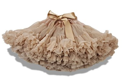 Petticoat Luxe Almond GOLD KIDS & Women