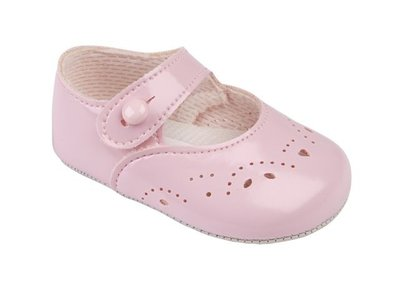 Babyschoentjes Roze Punch