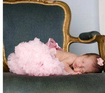 Baby Petticoat licht roze By Meetje-Pettiskirts.