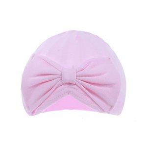 Baby mutsje Roze Turban NEW