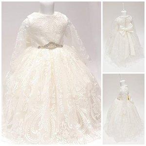 Bruidsmeisjes jurk Lang Kant sparklestyle One of a Kind 56 tm 176