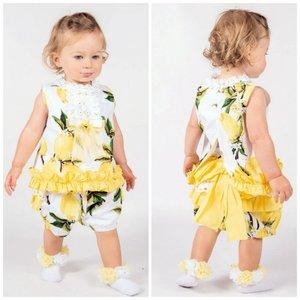 Setje Top met Lemon Spanisch Girl + eventuele accessoires NEW