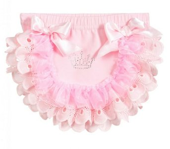 Tutu luierbroekje Princess roze New
